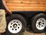 Gap Between Fender and Tires