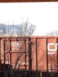 Pikes Peak Beyond Train