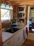 Kitchen Sinkside to Livingroom